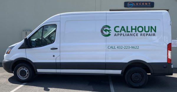calhoun appliance repair in midland